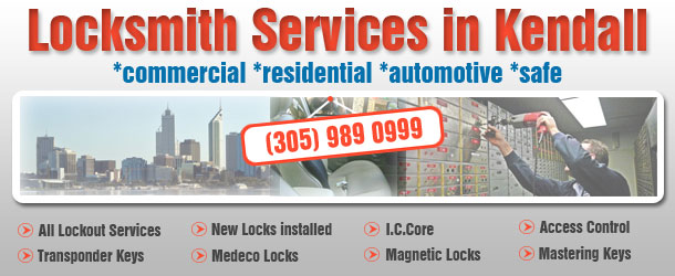 Locksmith kendall